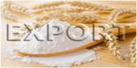 Експорт пшеничного борошна з України: I-й квартал 2017 року